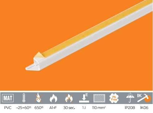 12x12 Canal Cablu cu Adeziv