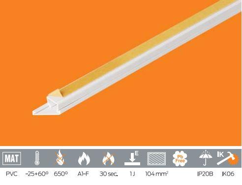 15x10 Canal Cablu cu Adeziv