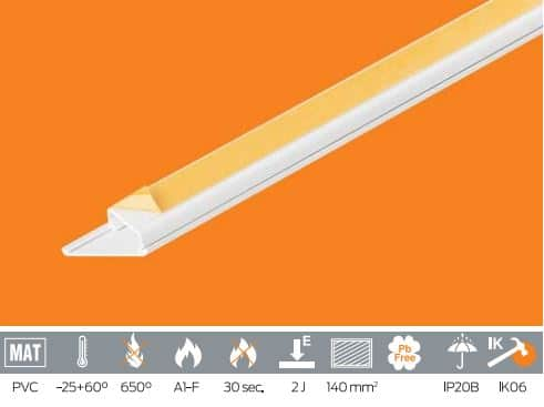 20x10 Canal Cablu cu Adeziv