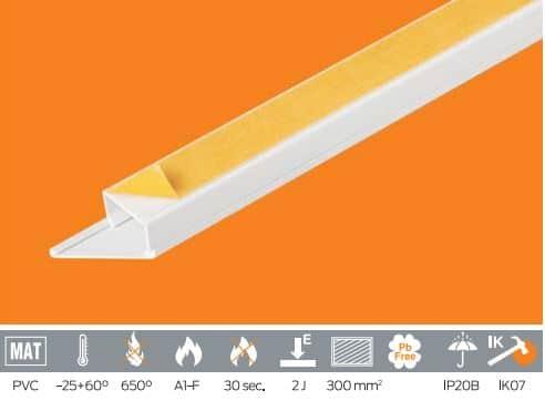 25x16 Canal Cablu cu Adeziv