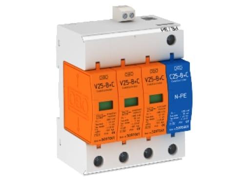 DISPOZITIV COMBICONTROLER V25 3+1 V25-B+C