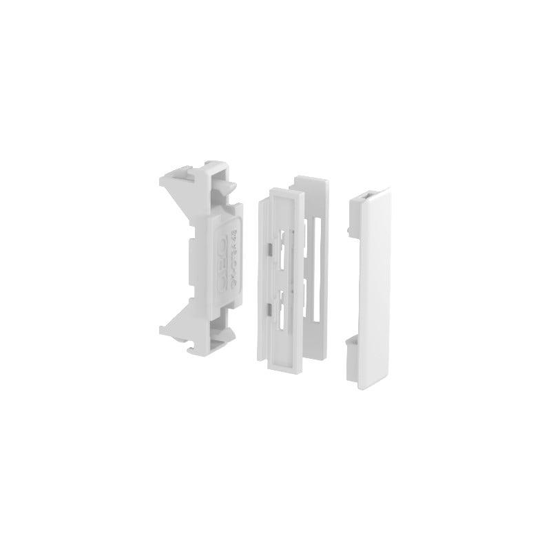 Piesa de imbinare, pt capac Rapid 45-2, 48x20x20