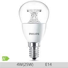 BEC  LED 25W E14 WW 230V P45 CL ND/4 tv0.75