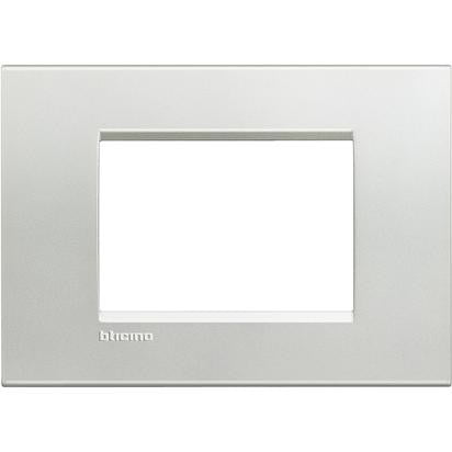 BTICINO RAMA 3M ARGINTIU