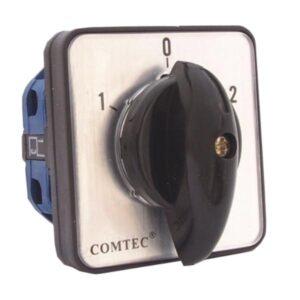 COMUTATOR CAME 1-0-2 1P/1ET/LW26 25A