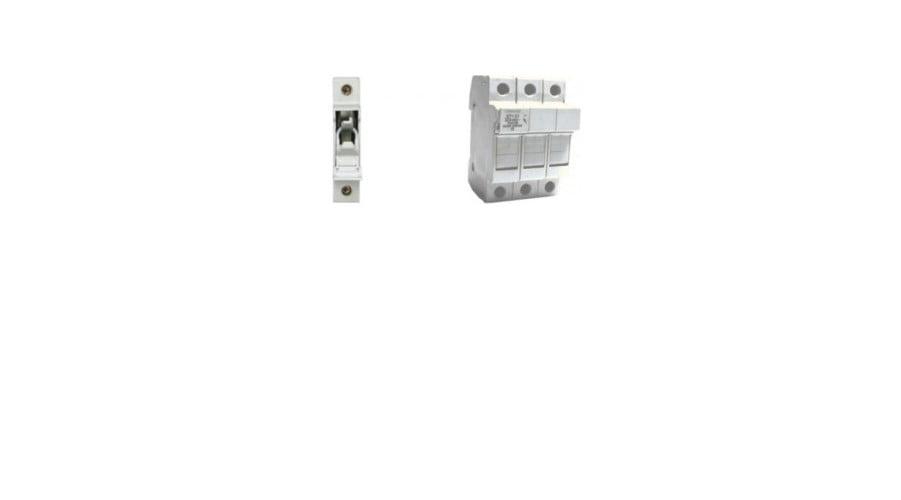 Separator Sertare 4P 14x51 63A