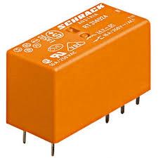 RELEU 2POLI 8A 6VDC 5.0MM