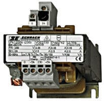 Transformator de comanda monofazat 230V/24V