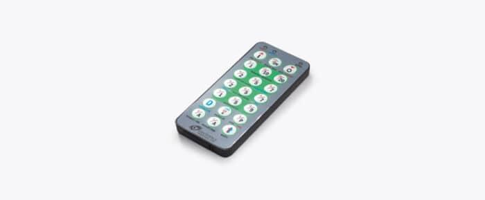 Senzor pentru KNX RS PRO 166 infrared handset UHS5 main 11