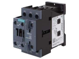 Contactor AC-3 400V 3P 5.5kw