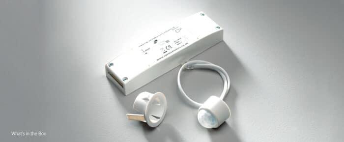 Detector De Prezenta /Absenta Pir Cu Senzor La Nivel De Lux C / W (Psu) 73 presence detector ebmhs main 61