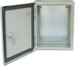 DULAP METALIC TPK+CONTRAPANOU 400X300X170