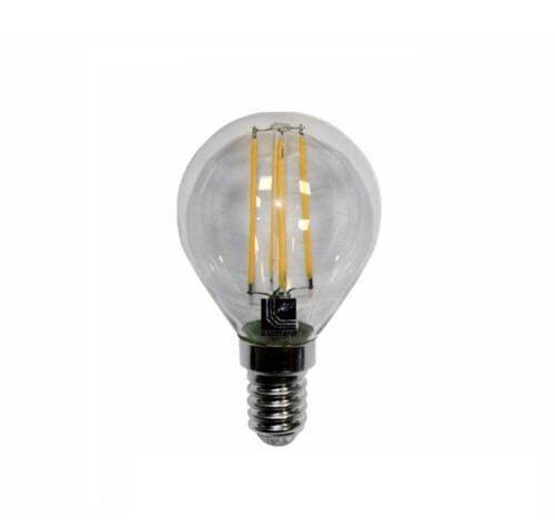 BEC LED CDG SFERIC E14 4W Lumina CALDA 13 1411400 1