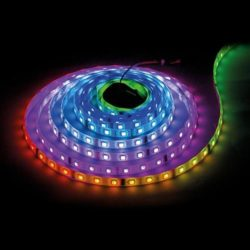 Banda Led RGB autoadeziva ip54