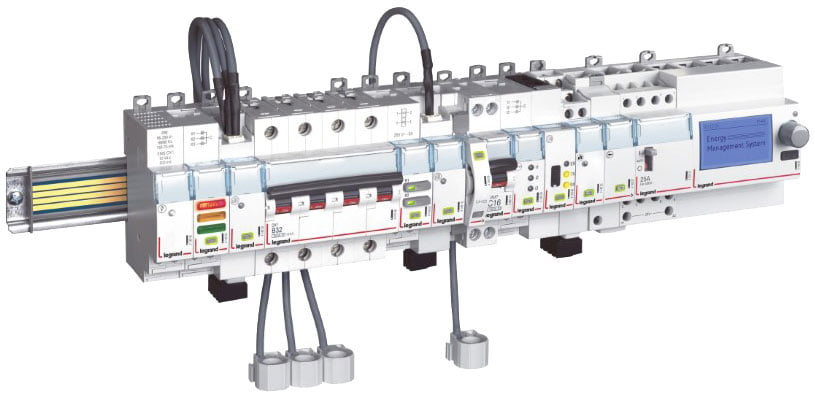 Sistemul de management al energiei EMS CX3