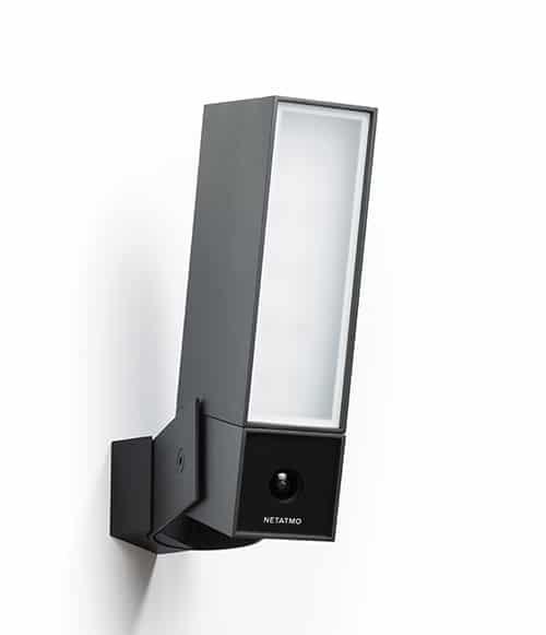 Camera inteligenta de supraveghere pentru exterior, Netatmo camera de supraveghere inteligenta